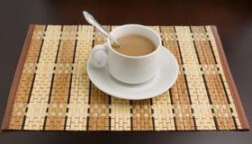 Καφές πρωινού Στοκ Φωτογραφία