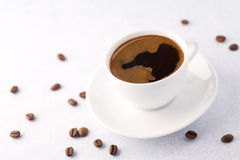 Καφές πρωινού στοκ φωτογραφία με δικαίωμα ελεύθερης χρήσης