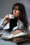 καφές πρωινός Στοκ εικόνα με δικαίωμα ελεύθερης χρήσης