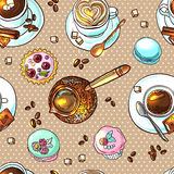 Καφές σας για το σχέδιο Στοκ φωτογραφίες με δικαίωμα ελεύθερης χρήσης