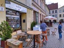 Καφές Σιλεσία Στοκ φωτογραφίες με δικαίωμα ελεύθερης χρήσης