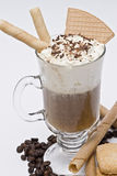 καφές σκωτσέζικα Στοκ φωτογραφία με δικαίωμα ελεύθερης χρήσης