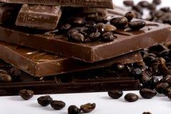 καφές σοκολάτας Στοκ εικόνα με δικαίωμα ελεύθερης χρήσης