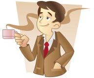 καφές σπασιμάτων απεικόνιση αποθεμάτων