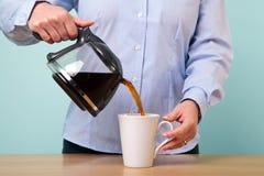 καφές σπασιμάτων Στοκ φωτογραφίες με δικαίωμα ελεύθερης χρήσης