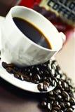 καφές σπασιμάτων Στοκ εικόνα με δικαίωμα ελεύθερης χρήσης