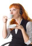 καφές σπασιμάτων Στοκ Φωτογραφία