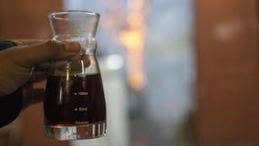 Καφές στον καφέ στοκ φωτογραφία