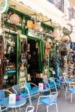 Καφές στο νησί της Κρήτης στοκ φωτογραφία