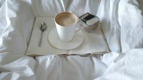 Καφές στο σπορείο Στοκ εικόνες με δικαίωμα ελεύθερης χρήσης