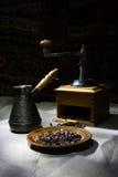 Καφές Τούρκου στοκ φωτογραφίες με δικαίωμα ελεύθερης χρήσης