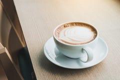 Καφές το πρωί χαλάρωσης για την εργασία Στοκ φωτογραφία με δικαίωμα ελεύθερης χρήσης