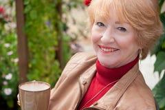 Καφές το πρωί στοκ φωτογραφία με δικαίωμα ελεύθερης χρήσης