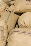καφές τσαντών στοκ φωτογραφία