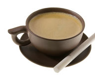 καφές τσιγάρων Στοκ Εικόνες