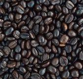 καφές φασολιών ανασκόπησ&eta Στοκ φωτογραφία με δικαίωμα ελεύθερης χρήσης