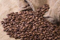 καφές φασολιών που τηγανίζεται στοκ φωτογραφία με δικαίωμα ελεύθερης χρήσης