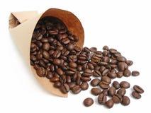 καφές φασολιών Στοκ Φωτογραφία