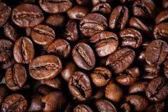 καφές φασολιών ανασκόπησ&eta Καφετιά σύσταση Στοκ εικόνα με δικαίωμα ελεύθερης χρήσης