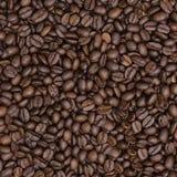 καφές φασολιών που ψήνεται Κινηματογράφηση σε πρώτο πλάνο των φασολιών καφέ για το υπόβαθρο Στοκ φωτογραφία με δικαίωμα ελεύθερης χρήσης