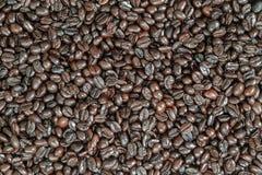 καφές φασολιών που ψήνεται Στοκ φωτογραφίες με δικαίωμα ελεύθερης χρήσης