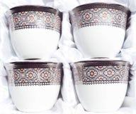 Καφές-φλυτζάνι Στοκ Φωτογραφίες