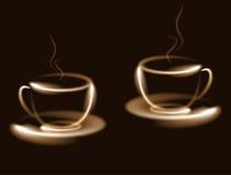Καφές φλυτζανιών Στοκ φωτογραφία με δικαίωμα ελεύθερης χρήσης