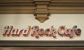 Καφές Φλωρεντία HardRrock Στοκ Φωτογραφία