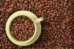 καφές Στοκ φωτογραφίες με δικαίωμα ελεύθερης χρήσης