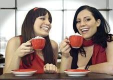 καφές 3 από κοινού Στοκ Εικόνα