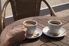 Καφές Στοκ Φωτογραφίες