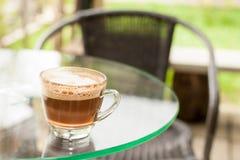 Καφές Cappuccino Στοκ εικόνες με δικαίωμα ελεύθερης χρήσης
