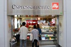Καφές Espressamente Στοκ Φωτογραφίες
