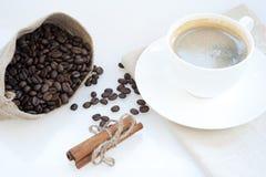 καφές goodies άλλος Στοκ φωτογραφία με δικαίωμα ελεύθερης χρήσης