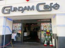 Καφές Gundam Στοκ φωτογραφίες με δικαίωμα ελεύθερης χρήσης