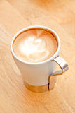 καφές latte Στοκ Φωτογραφίες