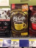 Καφές McDonalds Στοκ Εικόνες