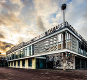 Καφές Moskau, Βερολίνο Στοκ φωτογραφίες με δικαίωμα ελεύθερης χρήσης