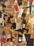 καφέδες @ sweetcup Στοκ εικόνες με δικαίωμα ελεύθερης χρήσης