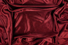 Καφέ υπόβαθρο υφάσματος υφασμάτων βελούδου μεταξιού σατέν Στοκ εικόνες με δικαίωμα ελεύθερης χρήσης