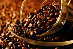 καφεΐνη Στοκ φωτογραφία με δικαίωμα ελεύθερης χρήσης