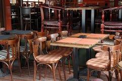 Καφετέρια στοκ φωτογραφία με δικαίωμα ελεύθερης χρήσης
