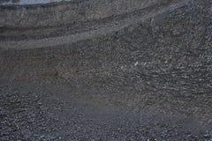 καφετής άνθρακας Στοκ εικόνα με δικαίωμα ελεύθερης χρήσης