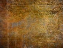 καφετής βρώμικος τοίχος Στοκ Φωτογραφίες