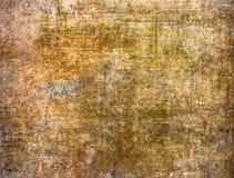 καφετής βρώμικος τοίχος Στοκ Φωτογραφία