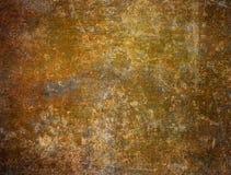 καφετής βρώμικος τοίχος Στοκ εικόνα με δικαίωμα ελεύθερης χρήσης