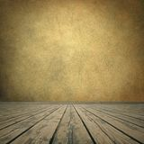 καφετής βρώμικος τοίχος &p Στοκ Εικόνες