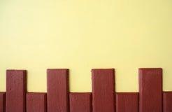 καφετής κίτρινος ανασκόπησης Στοκ Εικόνες