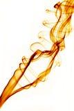 Καφετής καπνός Στοκ Φωτογραφία