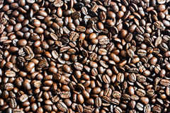 Καφετής καφές, καφετής καφές Καφές Στοκ Εικόνες